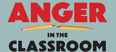 Anger in the Classroom Logo