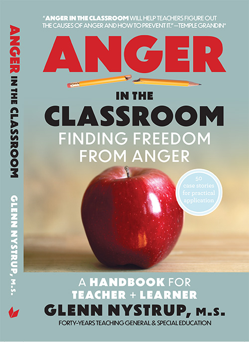 anger in the classroom